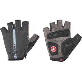 Castelli Tempo Gloves Men anthracite/pale blue
